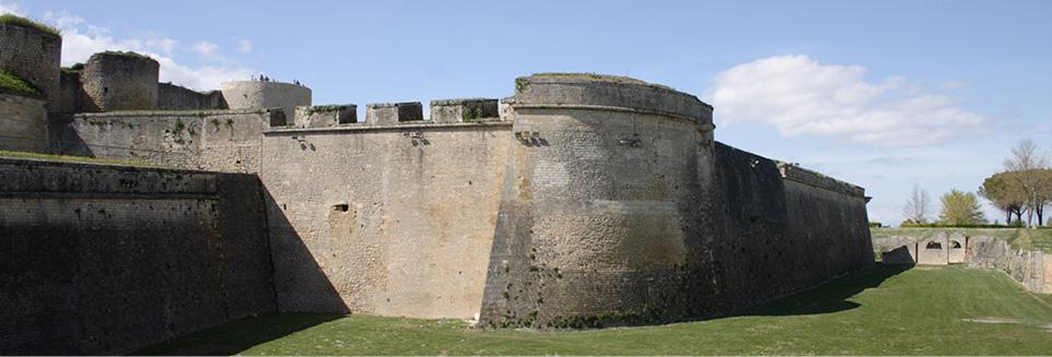 Découvrez le Château Chasseloup aux alentours de la Citadelle de Blaye